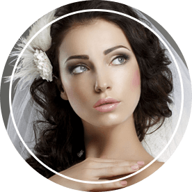 Visuel maquillage Mariée
